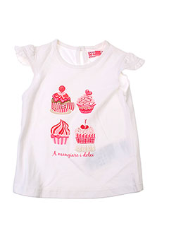 Produit-T-shirts / Tops-Fille-MAYORAL