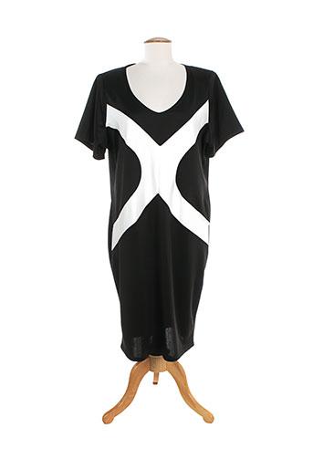 edmond boublil robes femme de couleur noir