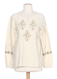 Produit-T-shirts / Tops-Femme-CHRISTOPHE SAUVAT