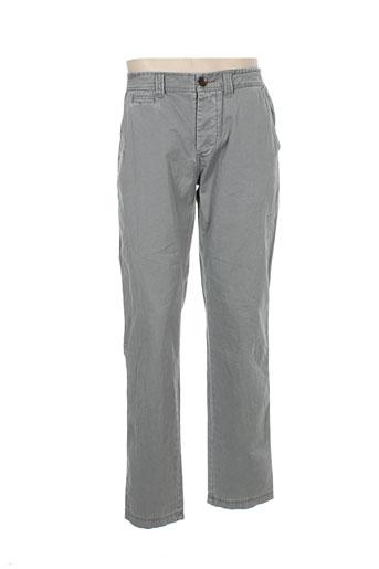 north sails pantalons homme de couleur gris