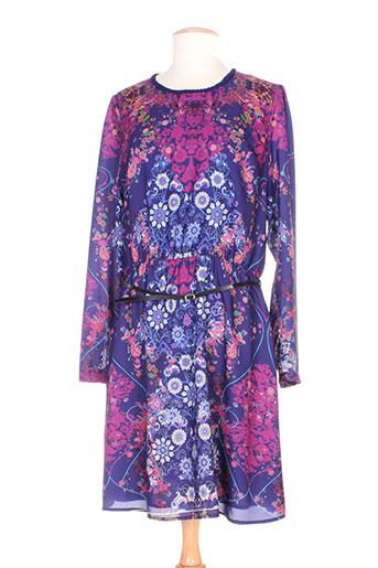 lavand robes femme de couleur violet