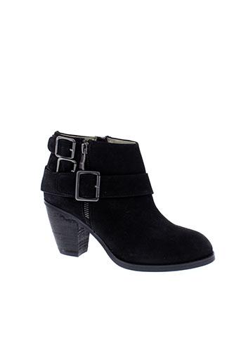 kocca chaussures femme de couleur noir