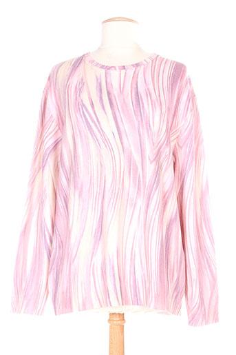 20 et 20 cols et ronds femme de couleur rose (photo)