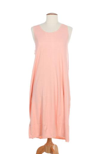 achel jupons et fonds et de et robe femme de couleur orange