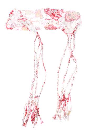 betty barclay accessoires femme de couleur rouge