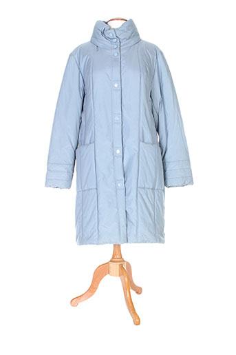 le temps d'havrey manteaux femme de couleur gris