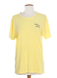 Produit-T-shirts / Tops-Femme-SCOTCH & SODA