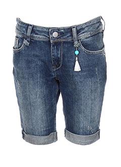 Produit-Shorts / Bermudas-Fille-TEDDY SMITH
