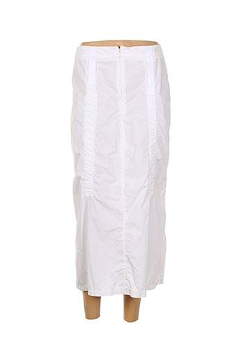 health jupes femme de couleur blanc