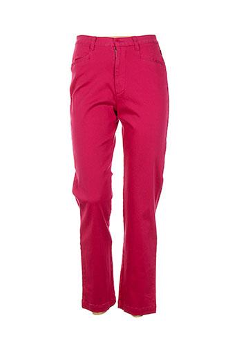 jackpot pantalons femme de couleur rose