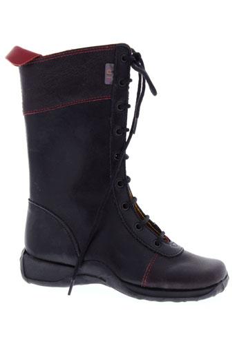 julie chaussures fille de couleur noir