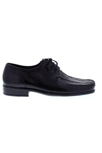 flavio chaussures homme de couleur noir