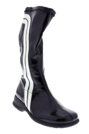 buggy chaussures fille de couleur noir