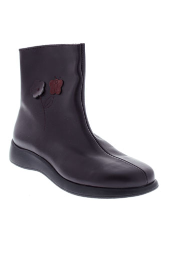 bellamy boots fille de couleur violet