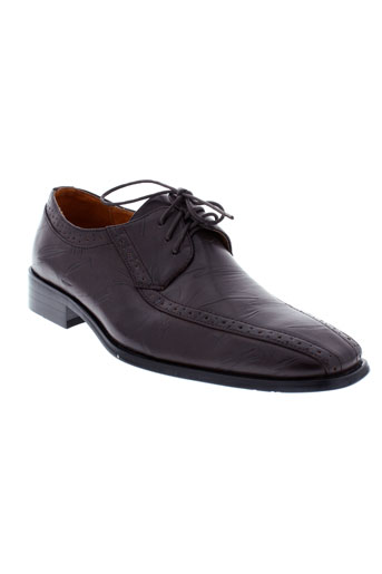 casanova derby homme de couleur marron