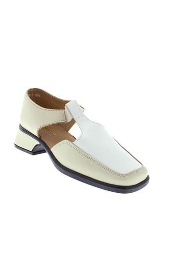 hit shoes chaussures femme de couleur beige