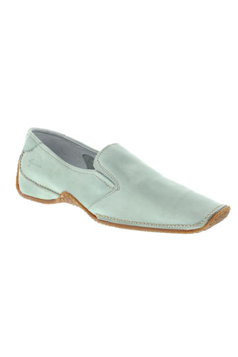 dorking chaussures femme de couleur bleu