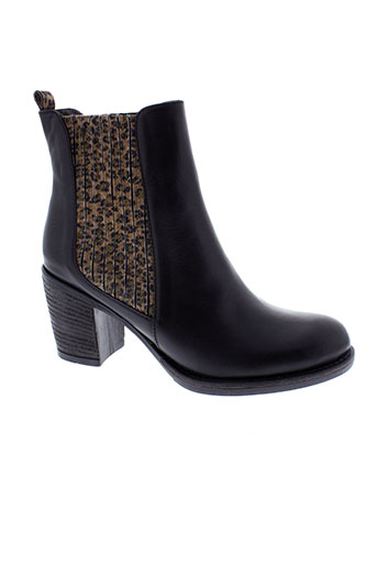 aliwell chaussures femme de couleur noir