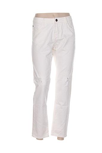 s.oliver jeans femme de couleur beige