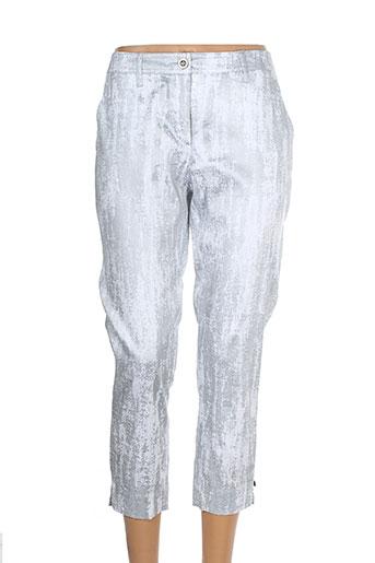 mado et les autres pantalons femme de couleur gris