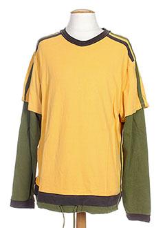 Produit-T-shirts / Tops-Homme-JUS DE CHAUSSETTES