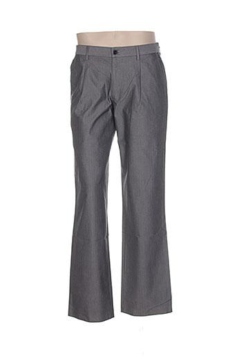 dockers pantalons homme de couleur gris