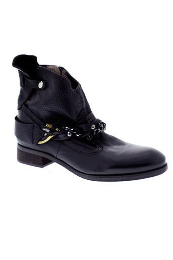 see et you et jane boots femme de couleur noir