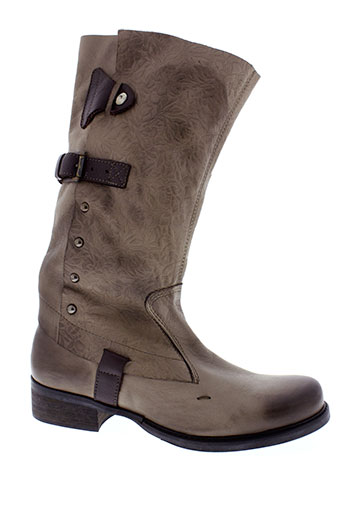 see you jane chaussures femme de couleur marron