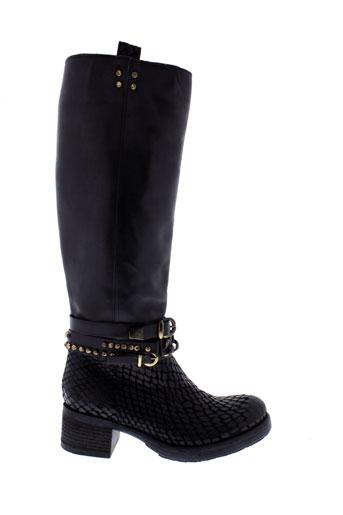 lola et espeleta bottes femme de couleur gris