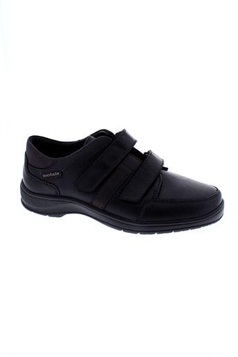 mobils baskets homme de couleur noir