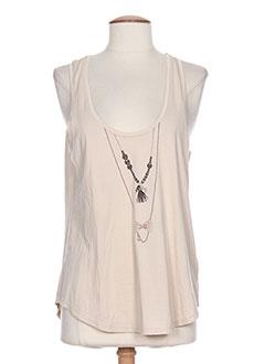 Produit-T-shirts / Tops-Femme-RIVIERES DE LUNE