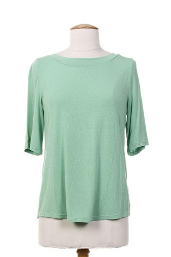 oska t-shirts femme de couleur vert