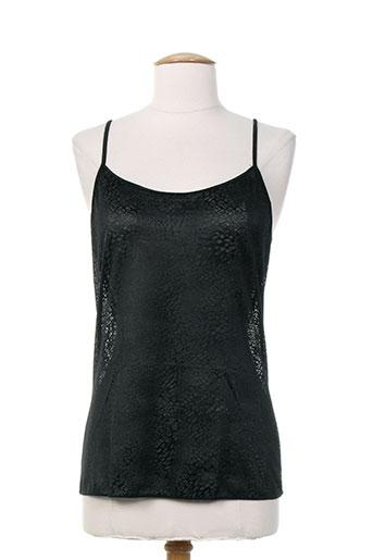 rodika chemises femme de couleur noir