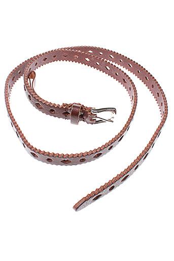 atelier bower accessoires femme de couleur marron