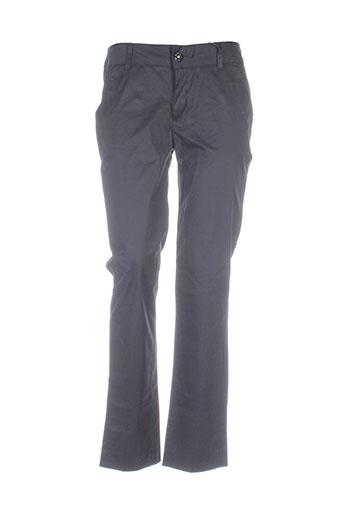 rwd pantalons femme de couleur noir