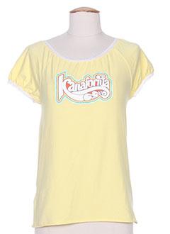 Produit-T-shirts / Tops-Femme-KANA BEACH