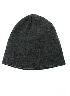 Bonnet gris NAME IT pour enfant