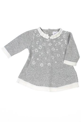 mayoral robes fille de couleur gris