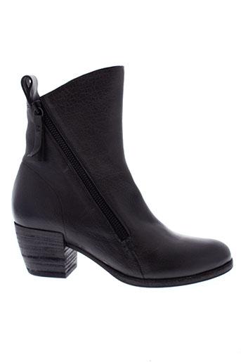 halmanera boots femme de couleur gris