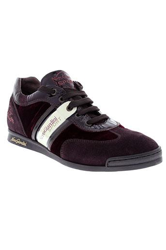 nero giardini chaussures femme de couleur rouge