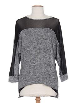 Produit-T-shirts / Tops-Femme-COTTON BROTHERS