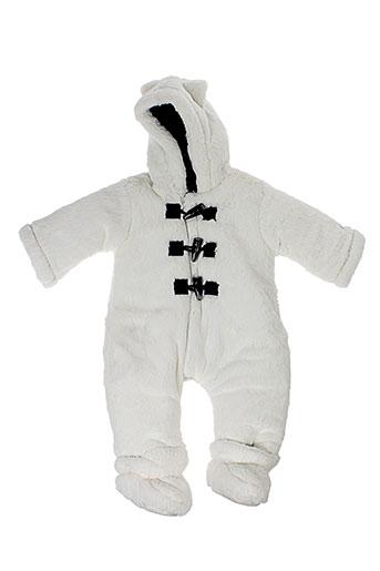 berlingot combinaisons et 1 enfant de couleur blanc