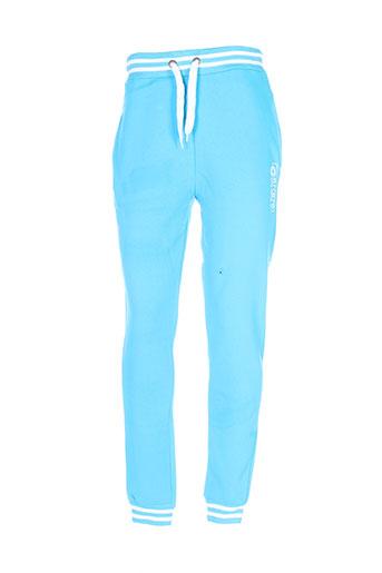 carrera pantalons homme de couleur bleu
