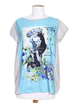 Produit-T-shirts-Femme-FW GIRL