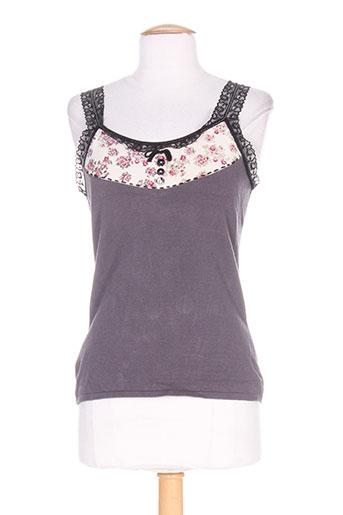 tricot chic chemises femme de couleur violet