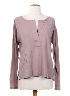 Produit-T-shirts / Tops-Femme-BENSIMON
