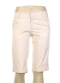 Produit-Shorts / Bermudas-Femme-CNB