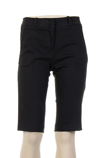 stella forest shorts / bermudas femme de couleur noir
