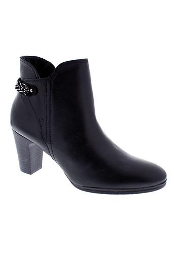 arima boots femme de couleur noir