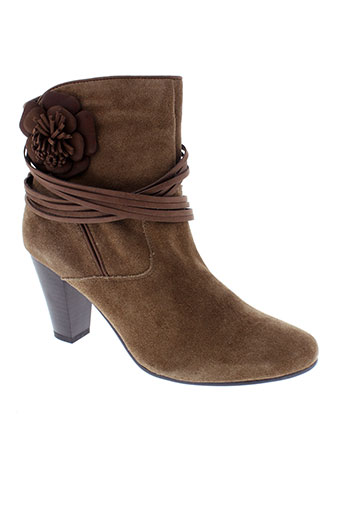 madison boots femme de couleur marron